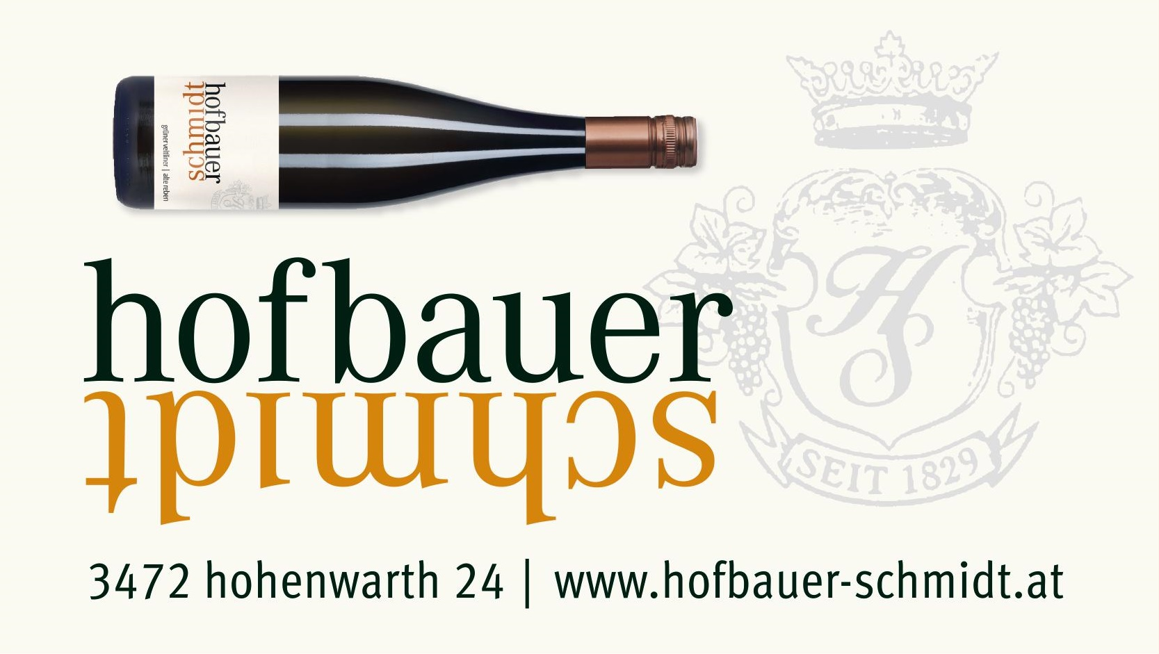 Weingut Hofbauer Schmidt