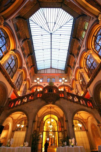 Foto des Akardenhofes im Palais Ferstel