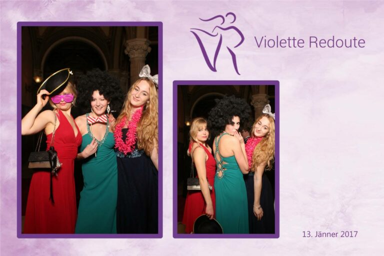 Die Spiegelbox-Fotos der Violetten Redoute 2017 sind online!